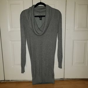 H&M Cowl Neck Sweater Dress